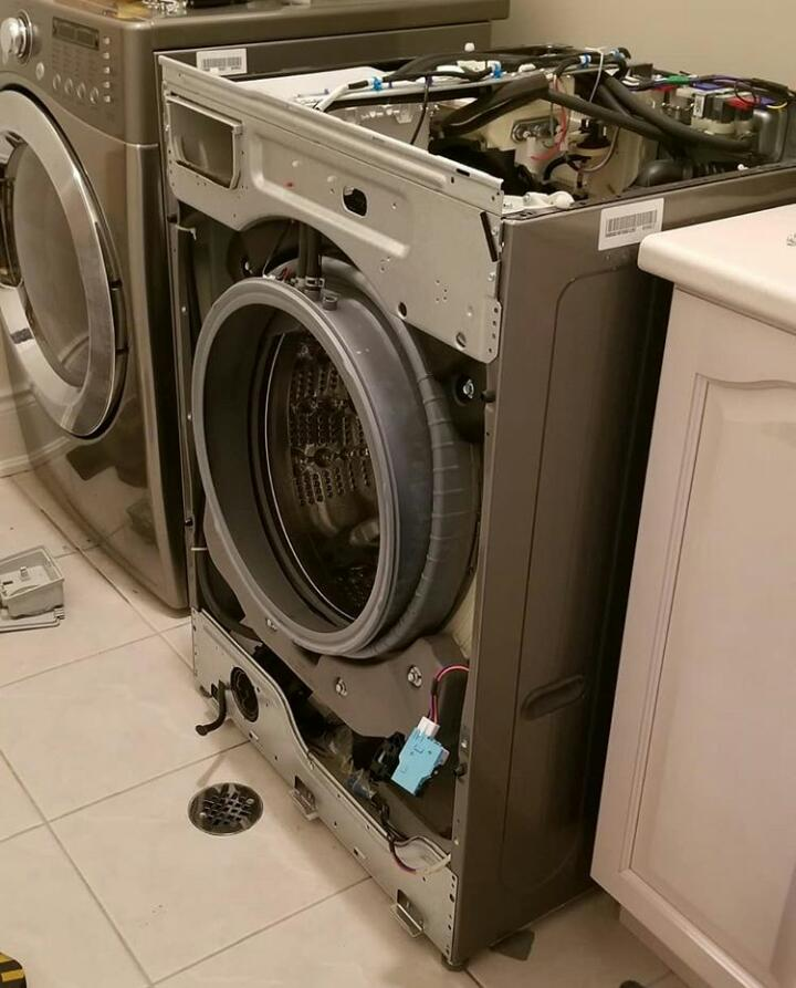 reparo/conserto de maquina de lavar
